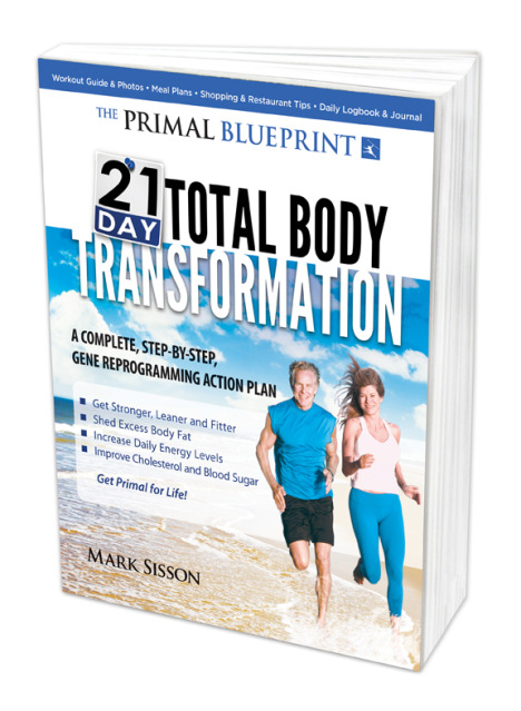 New book the primal blueprint 21 day total body transformation malvernweather Gallery
