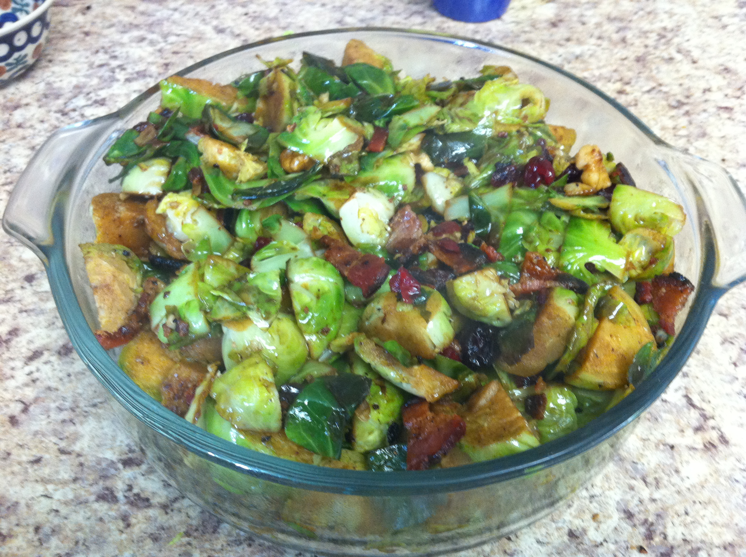 Primalgirl Cooks: Paleo Holiday Brussel Sprouts