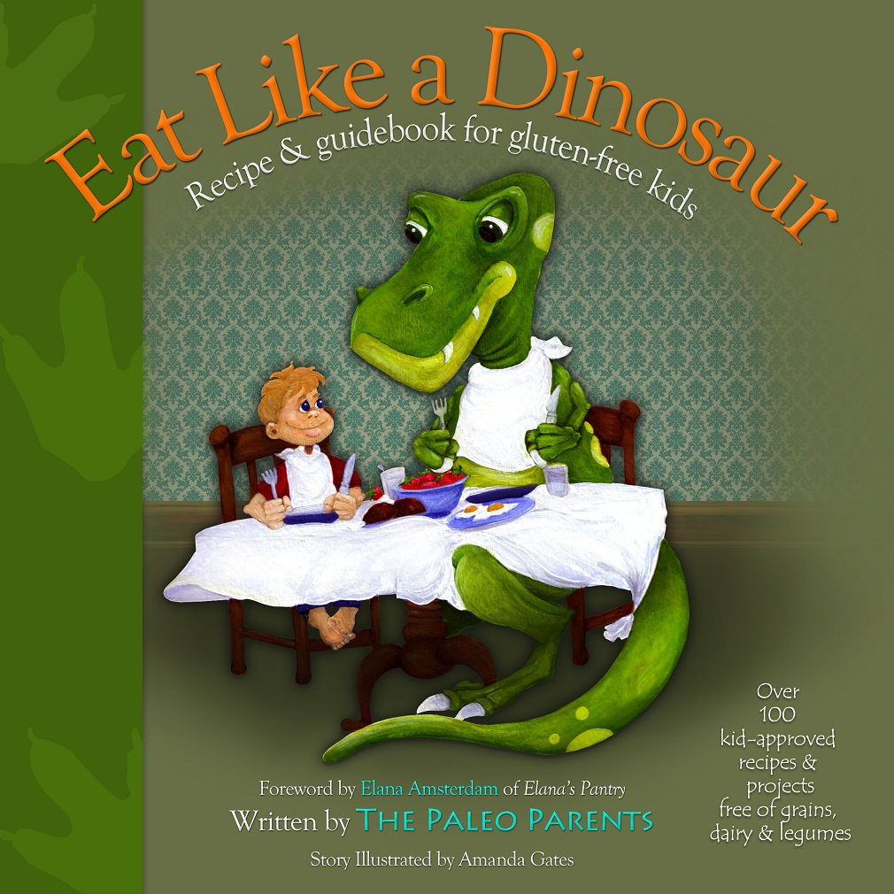School Lunches, the USDA and a Review of Eat Like a Dinosaur