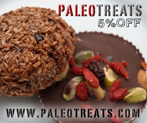 Paleo Treats: Rations for the Driven
