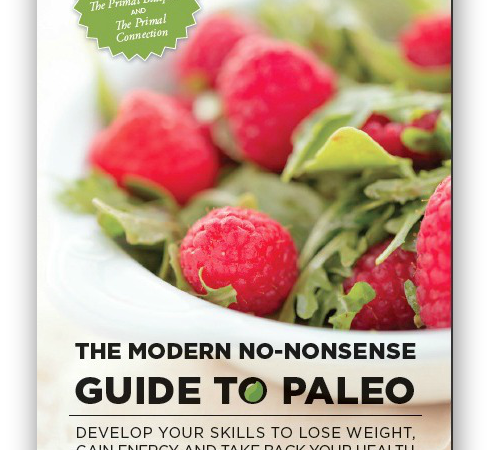 Primalgirl Reads: The Modern No-Nonsense Guide To Paleo by Alison Golden