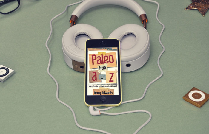 Paleo A to Z: Audio Version on Audible