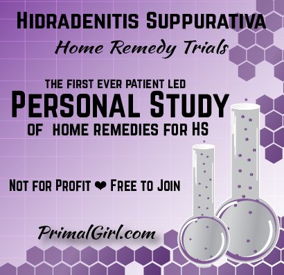 Announcing the first ever HS Home Remedy Trials – led by patients!
